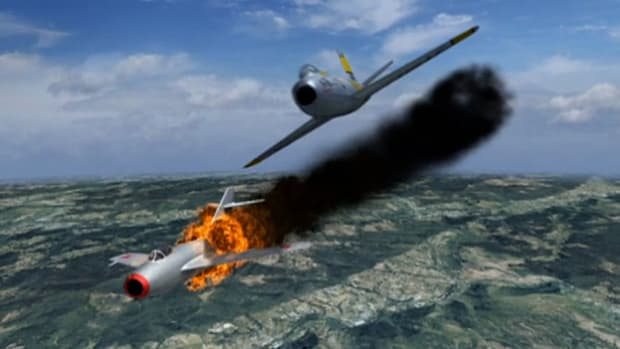 Get to know Colonel Ralph Parr, one of the greatest jetfighter aces in American history, whose three-decade Air Force career encompassed three wars and five combat tours.