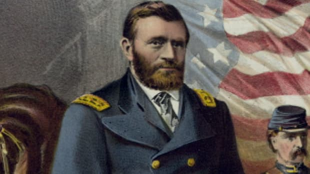 Ulysses S. Grant overcomes a lifetime of failures to lead the Union Army to victory in the Civil War.