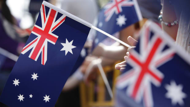 Australia Day celebrates the founding of Australia led by Captain Arthur Phillip, the curtain goes up on the Phantom of the Opera and Condoleezza Rice is named the first woman Secretary of State in This Day in History video. The date is January 26th. Also on this day in history India wins independence from British rule.