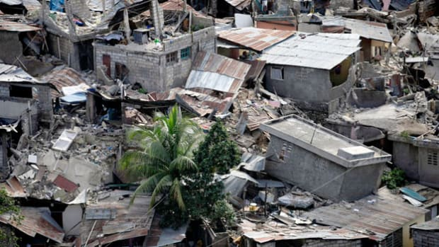 Shortly after a 7.0-magnitude earthquake struck near Haiti's capital, Port-au-Prince, on January 12, 2010, the U.S. Geological Survey provides an update on the situation.