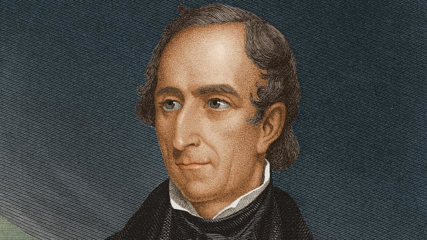 Find out how President John Tyler proved wrong his critics who called him weak.