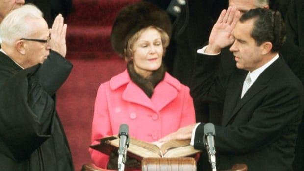 Image result for NIXON INAUGURATION 1969 IMAGES