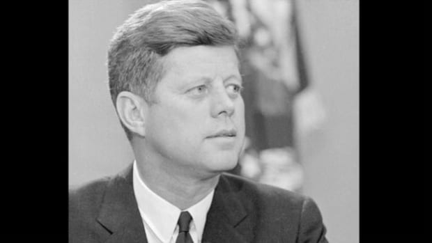 On October 29, 1963, President John F. Kennedy meets with the National Security Council to discuss whether to support the overthrow of South Vietnam's President Ngo Dinh Diem. During the secretly recorded conversation, Secretary of State Dean Rusk and the president craft a detailed plan involving Henry Cabot Lodge, ambassador to South Vietnam, Gen. Paul D. Harkins and the general of the South Vietnamese military, hoping to avoid setting off a civil war in the country.