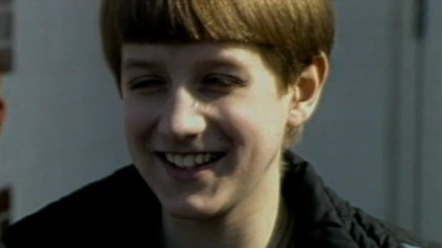 "In this clip from ""History Uncut"", Ryan White describes his experience returning to school after being diagnosed with AIDS. He was banned from Western Middle School in Russiaville, Indiana, but was able to return after his parents filed a lawsuit."