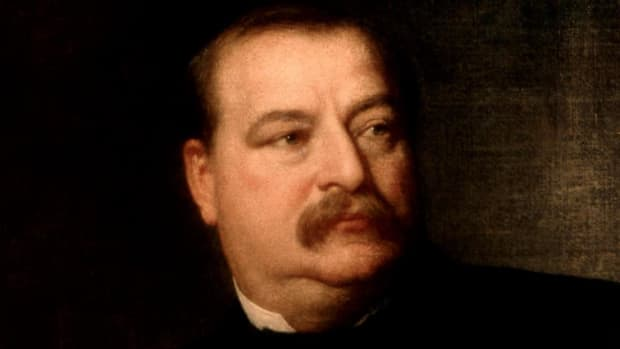 Grover Cleveland was the first U.S. president to serve two non-consecutive terms. Find out about his first years in office.