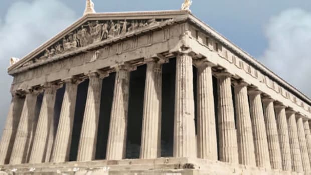 Built over 2500 years ago, the Parthenon remains one of the most visited archeological sites in the world.