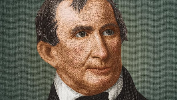 Explore the highs and lows of ninth U.S. President William Henry Harrison's administration, from his lengthy inaugural address to his death in office.
