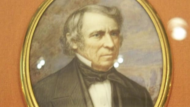 Examine the military career and political beliefs of the 12th U.S. President Zachary Taylor,  and explore his surprising role in the expansion of slavery.