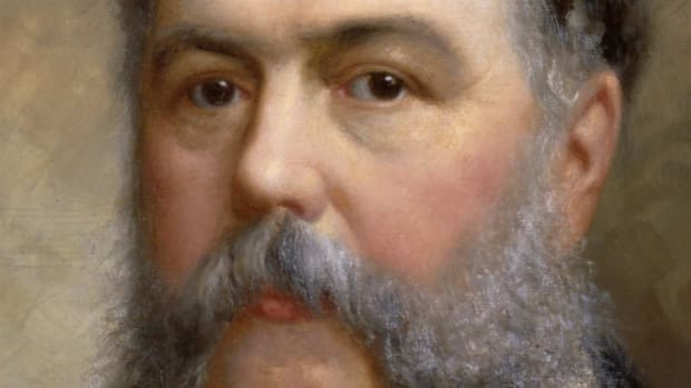 Why was Chester A. Arthur, a Vermont native, considered a quintessential New Yorker? Find out this and more about the 21st U.S. president.