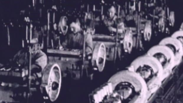 Beginning in the 19th century, advances in manufacturing revolutionize the American way of life.