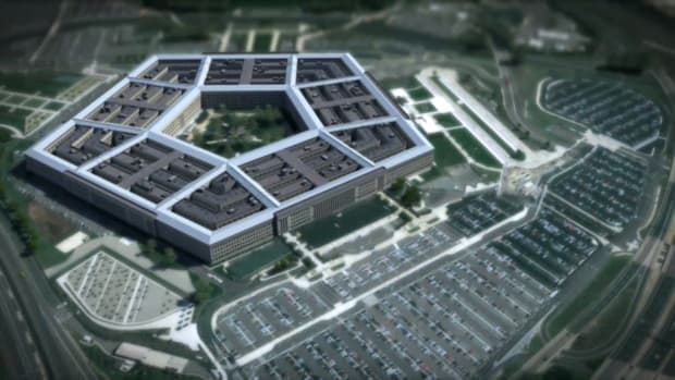 With 17.5 miles of corridors and a total floor area of 6.6 million square feet, the Pentagon is a military complex like no other.
