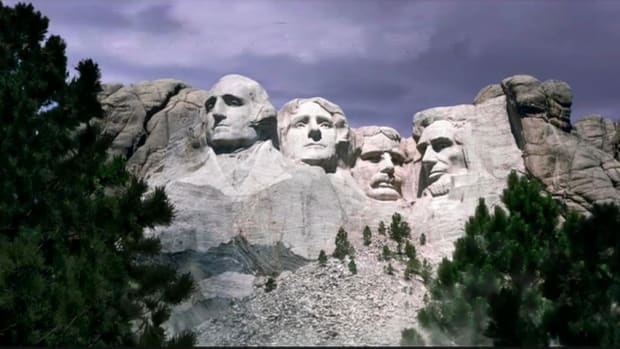 Nestled in the Black Hills of South Dakota, Mount Rushmore symbolizes freedom and hope for America.  Get the facts about this national treasure.