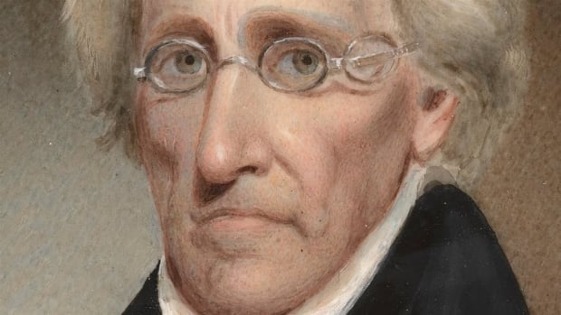 Discover how President Andrew Jackson went head-to-head against Henry Clay in the Bank War, the central controversy of Jackson's administration.