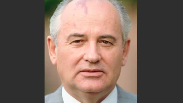 On December 25, 1991, Soviet President Mikhail Gorbachev resigned as the 11th and final leader of communist Russia. A news report summarizes the milestones of the leader who began his career as a little-known Communist and ended it a Nobel Peace Prize winner.