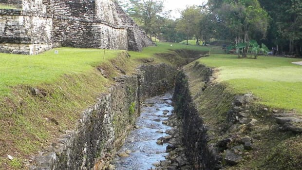 The Mayans prospered for more than two thousand years. Today, their greatest city Palenque still stands.