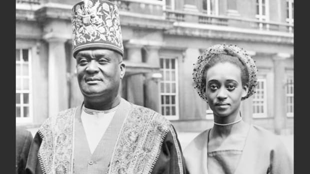A report on October 9, 1962, from Uganda describes the country's celebration of independence from Great Britain. The East African region had been a British protectorate since 1894.