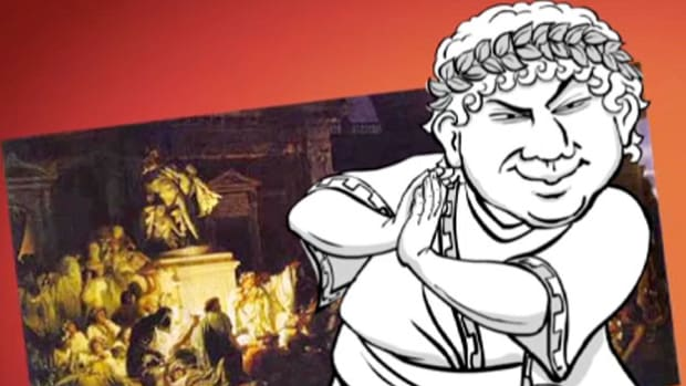 Did Nero fiddle while Rome burned? Get the full story