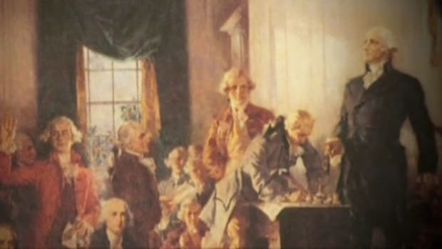 After several failed attempts at creating a government, a 1787 convention is called to draft a new legal system for the United States. This new Constitution provides for increased federal authority while still protecting the basic rights of its citizens.