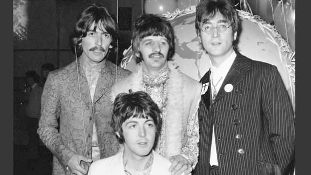 """Film critic Judith Crist reviews the upcoming documentary """"Let It Be,"""" which was released in May 1970 after Paul McCartney announced the Beatles were breaking up."""
