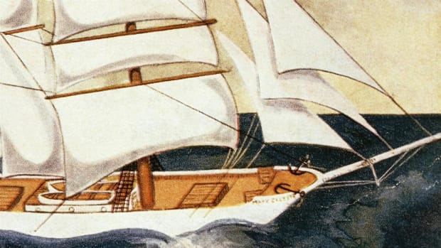 Found without passengers but full of cargo, the story of the Mary Celeste remains a mystery.