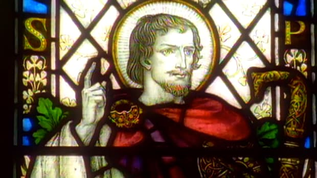St. Patrick converted the Irish to Christianity, but there's more to know about Ireland's patron saint - like the fact that he wasn't Irish.