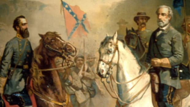 General Robert E. Lee defies military convention to defeat the Union at Chancellorsville, but was the price of victory too high?