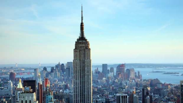 When it was completed in 1931, New York's Empire State building was the world's tallest skyscraper.  What was the driving force behind the design of this massive structure?