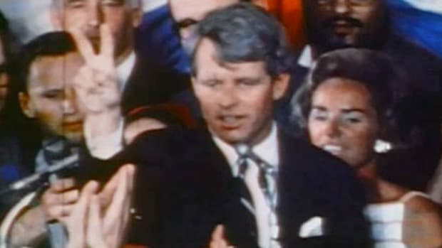 The assassination of Robert Kennedy was another tragic incident in a year marked with unrest.