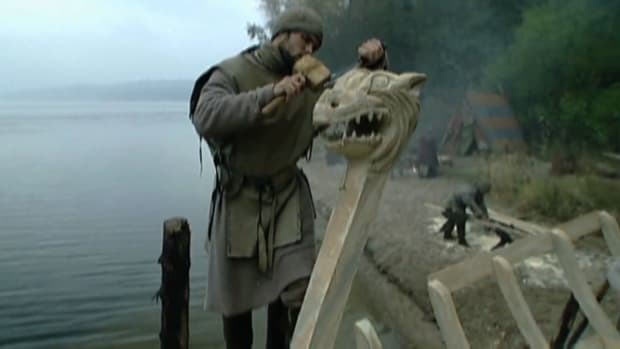 The Vikings are known as masters of the sea, but what was the viking life like before these warriors began their raids?