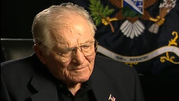 Excerpts from an interview with Dick Winters of the 101st Airborne Division