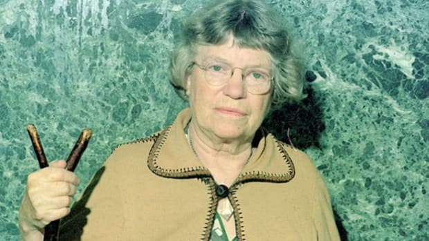 On April 22, 1970, noted anthropologist and outspoken environmentalist Margaret Mead inaugurates the first Earth Day, an event to increase public awareness of the world's environmental problems.