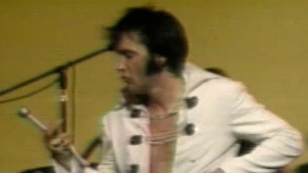 On January 27, 1972, Washington Post columnist Jack Anderson was leaked information about President Richard Nixon's appointment of Elvis Presley as a special assistant on the Bureau of Narcotics and Dangerous Drugs. In this video clip from The History Channel's TV series History Rocks: The 70's, the friendship between President Nixon and Elvis Presley is discussed, along with the letters that they exchanged.