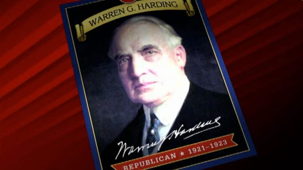 Why did so many people think Warren G. Harding wasn't fit to be president?