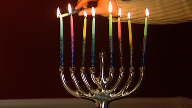 What is Hanukkah? History.com's Ask a Rabbi explains  Hanukkah and this Jewish holiday's customs. Learn about the menorah, dreidel and other items that have become part of the Jewish holiday Hanukkah.