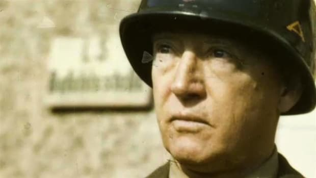 Originating from the United States, General George S. Patton's soldiers proudly fight from the deserts of North Africa to the hills of Sicily and the villages of France and Germany. From Patton 360.