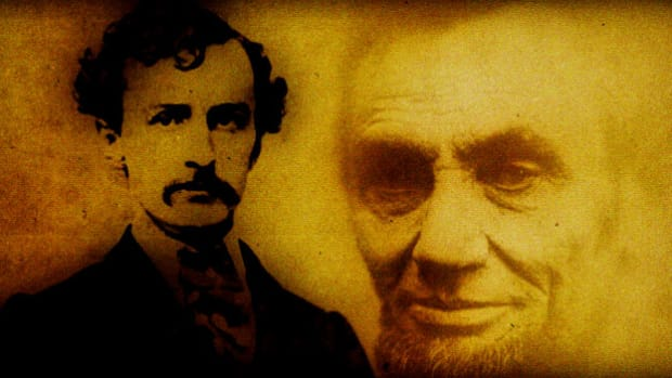 As a fugitive on the run, John Wilkes Booth recorded his version of the Lincoln assassination in a diary, but some of his secrets are lost to history.