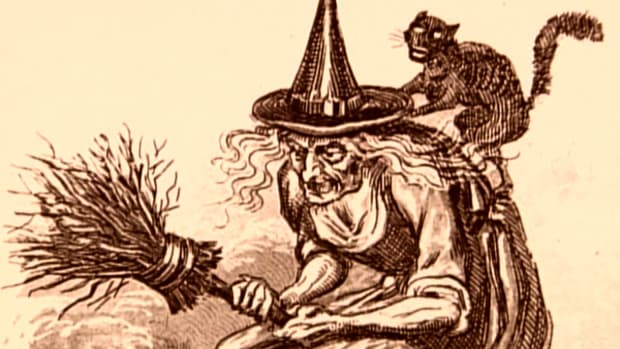 History of Witches - HISTORY