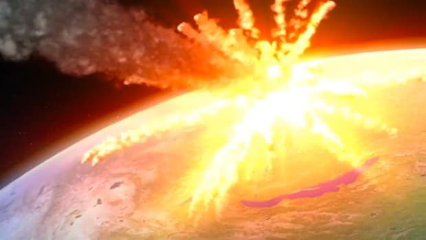 What would happen if a meteor struck our planet?