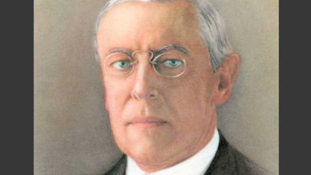 In his 1913 speech to the Native American community, President Woodrow Wilson acknowledges the country's history of dark dealings with American Indians, but also stresses the progress made in forming a unified society.