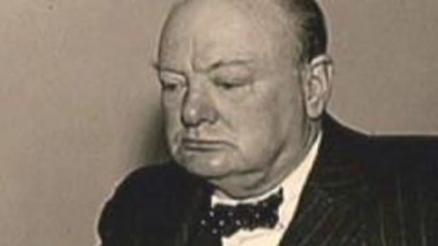 During World War II, a secret network of tunnels was built under London to keep Churchill's communications lines intact.