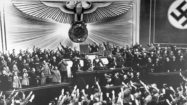 In 1938, Germany began a publicity campaign meant to create doubt in the minds of the Allies. Radio Prague reveals the wheels of propaganda.