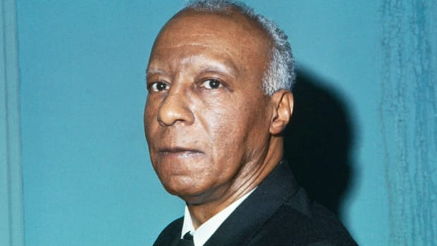 Born April 15, 1889, A. Philip Randolph was instrumental in leading the civil rights movement in America. In one of many speeches on racial justice, Randolph ponders the question of how to right past wrongs.