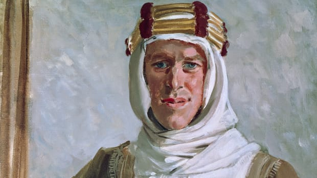 This Day in History - May 19, 1935 was the day that Lawrence of Arabia died in a motorcycle accident trying to avoid two boys on bicycles. To find out more about the accident and the effects of his death watch this video.