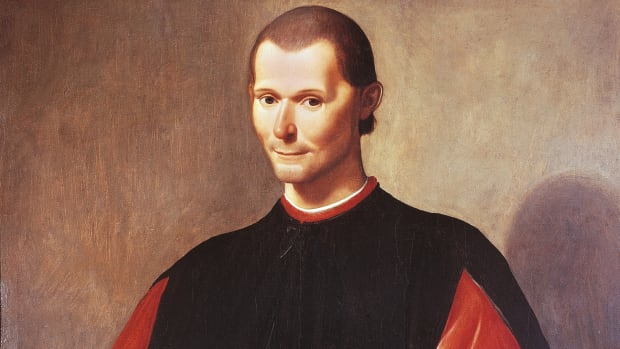 In This Day In History video clip: May, 3, 1469 - Niccolo Machiavelli Born - On this day in 1469, the Italian philosopher and writer Niccolo Machiavelli is born. A lifelong patriot and diehard proponent of a unified Italy, Machiavelli became one of the fathers of modern political theory.