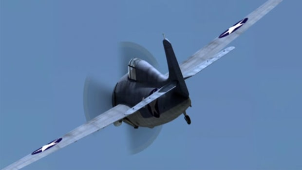 Get the lowdown on the F4F Wildcat, the carrier-based fighter at the center of the action in the Pacific during World War II.