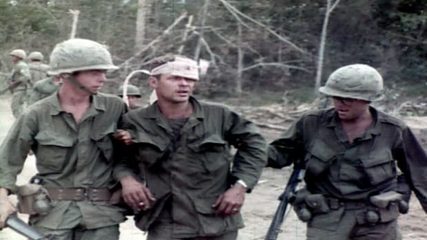Watch a short preview of Vietnam in HD, a gripping portrait of the war told through the stories of those who experienced it firsthand