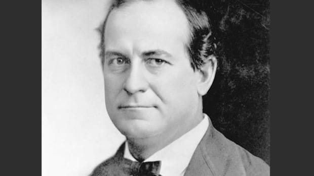 At the Democratic Convention in Kansas City on August 8, 1900, William Jennings Bryan devotes his acceptance speech to his viewpoint on imperialism.