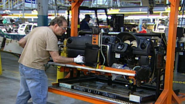 The Assembly Line: Then and Now