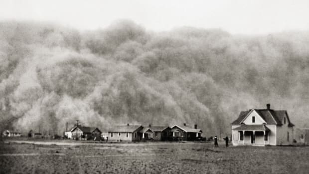 This Day in History - May 11, 1934, was the day of the black blizzard. Dust and dirt storms poured upon the country making it very hard for farmers to keep their crops healthy. To find out more about this day, check out this video.