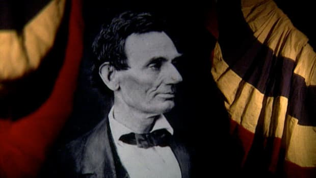 How did the Civil War transform Lincoln's political philosophy and make his presidency one of the most iconic in history?